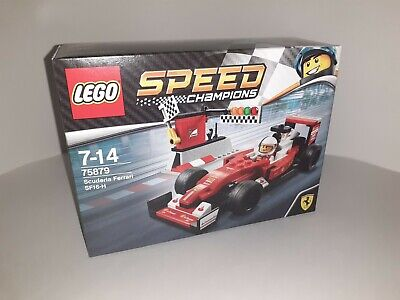 Lego Speed Champions 75879-Scuderia Ferrari SF16-H ****BRAND NEW, SEALED BOX****