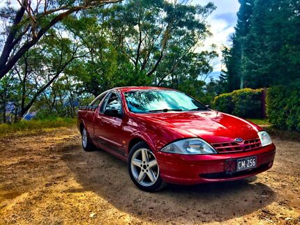 Ford Falcon ute with 12 months rego