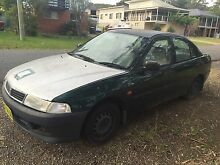 2000 Mitsubishi Lancer Sedan Swansea Lake Macquarie Area Preview