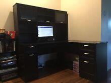 Desk L shape Bexley Rockdale Area Preview