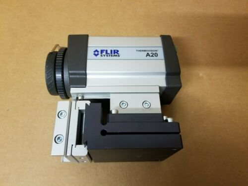 FLIR A20 Thermovision Camera 1196055 Mount Heat