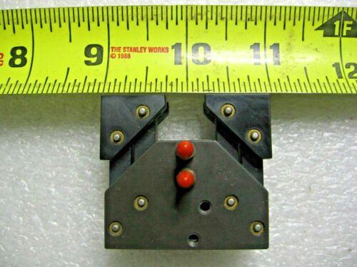 PHD Micro Pneumatic Parallel Air Gripper 8460-02-001