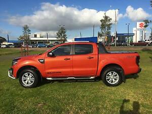 FORD RANGER WILDTRAK IMMACULATE FULL FACTORY WARRANTY Caroline Springs Melton Area Preview