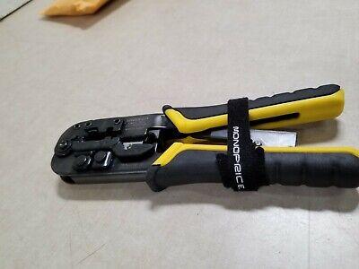 Klein Tools Vdv226-011 Crimper Ratcheting Modular Stripper Tool