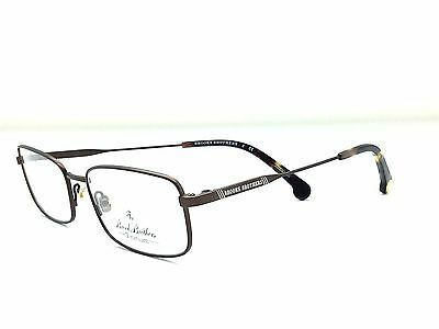 Brooks Brothers BB 468T  GUNMETAL TITANIUM EYEGLASSES BB 1037T 1538T 53MM