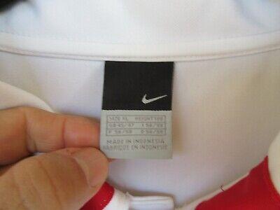 Veste supreme court basketball nike air jacket giacca rétro vintage xl