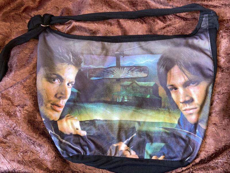 SUPERNATURAL Crossbody Messenger Bag