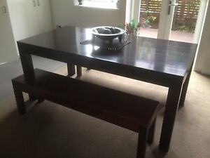 Bench Style Dining Table - $250 Negotiable Little Bay Eastern Suburbs Preview