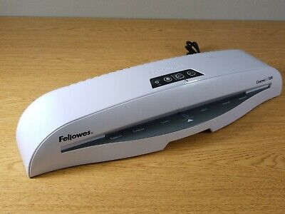 Fellowes Cosmic 2 125 Laminator 12 Wide X 5mil Max Thickness 5726301 Used