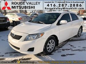 2010 Toyota Corolla CE, ALL POWER WINTER TIRES NO ACCIDENTS !!