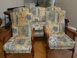 Retro Sofa and reclining chairs Mudgeeraba Gold Coast South Preview