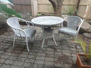 Outdoor Table and Chairs Set Annerley Brisbane South West Preview