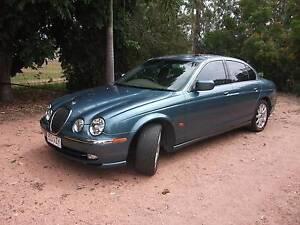 2001 Jaguar S Type Sedan North Ward Townsville City Preview