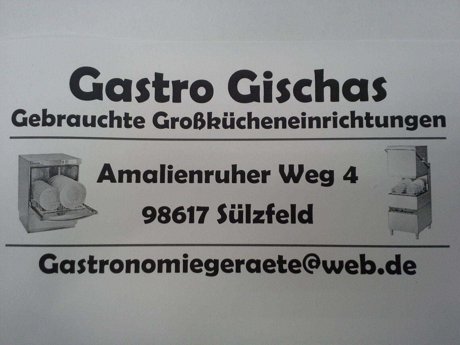 Gastronomiegeräte