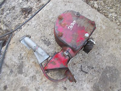 Farmall 300 Tractor Original Ih Ihc Engine Motor Governor Assembly Case Tube