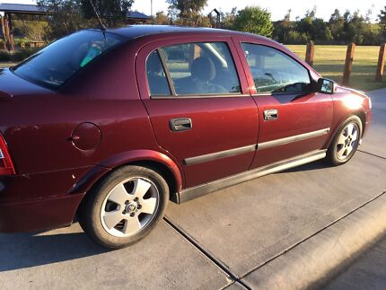 CHEAP 2003 HOLDEN ASTRA