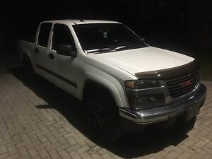 2008 GMC Canyon SLE 4x4