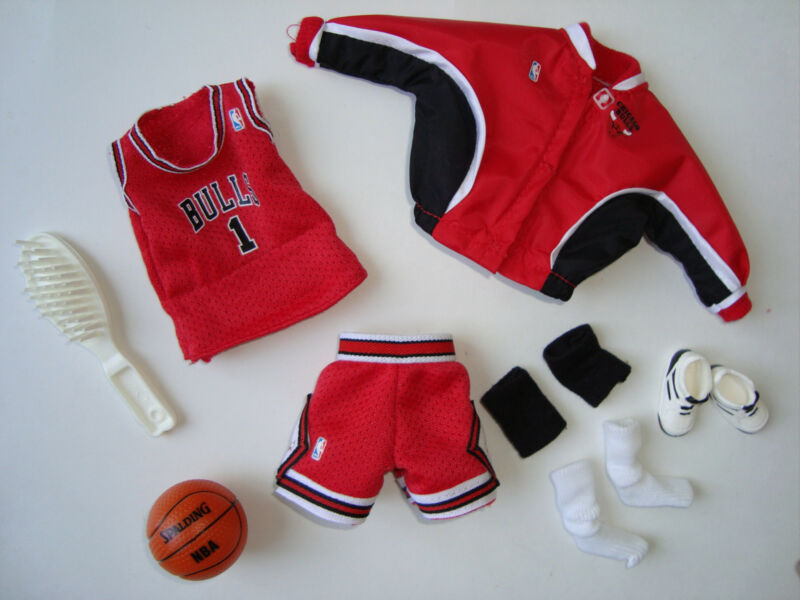 BARBIE Clothes/ Fashion Basketball Ensemble W/ Basketball CUTE! NEW!