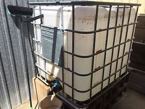 1000 litre water tank Thornlands Redland Area Preview