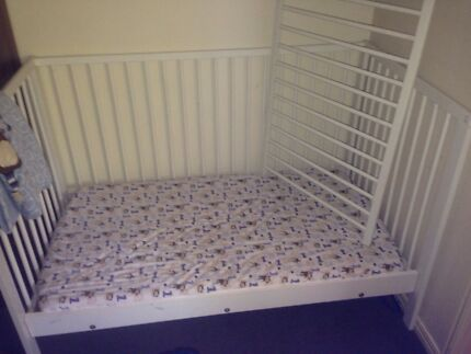Ikea cot great condition  Sippy Downs Maroochydore Area Preview