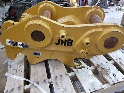 Caterpillar Jrb Hydraulic Quick Coupler 90 Mm Pins