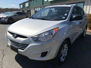 2013 Hyundai Tucson GL ALL WHEEL DRIVE