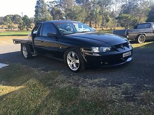 2003 Holden Commodore Ute Verges Creek Kempsey Area Preview