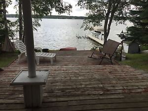 Christopher Lake Lakefront Cabin for rent