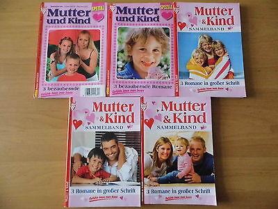 15 Mutter & Kind - Romane Paket 08