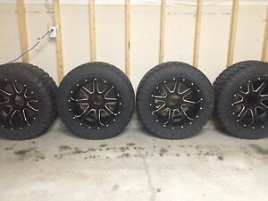 20x12  fuel Mavericks 8x6.5 b.p