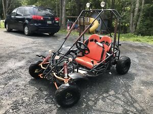 Gio 110cc Buggy Side by Side