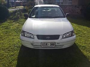 2002 Toyota Camry SCI Sedan Paradise Campbelltown Area Preview
