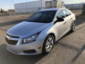 2012 Chevy Cruze *LOW KM*