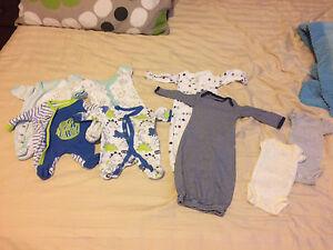 Preemie clothes for boys