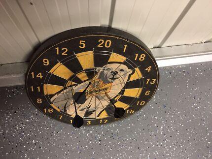 Dartboard Bundaberg in good condition