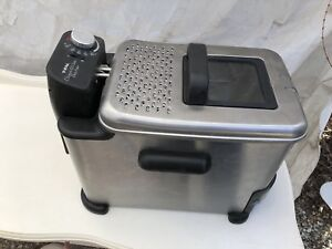 Friteuse T-Fal ultimate FZ Clean Deep Fryer