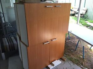 4 Office cabinets Deer Park Brimbank Area Preview