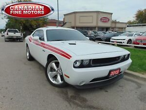 2013 Dodge Challenger V8 R/T LEATHER SUNROOF- 8 CYL