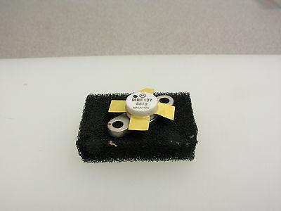 Nos Motorola Mrf137 400mhz 100w Mosfet Rf Transistor