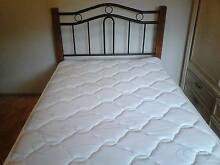 King single bed and mattress Taren Point Sutherland Area Preview