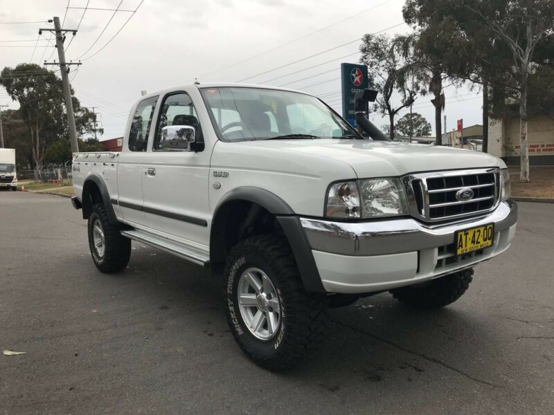 2006 Ford Courier Ute | Cars, Vans & Utes | Gumtree Australia ...