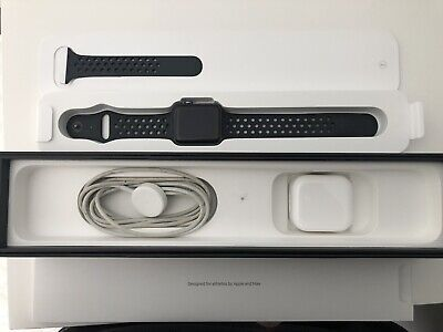 Apple Watch Series 3 Nike Edition 42mm Boxed