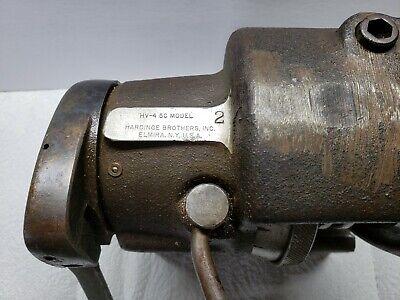 Hardinge Hv-4n Model 5c Collet Indexer With 18 Collets