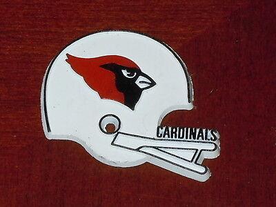 Nfl Arizona Cardinals (ARIZONA CARDINALS Vintage Old NFL RUBBER Football FRIDGE MAGNET Standings)