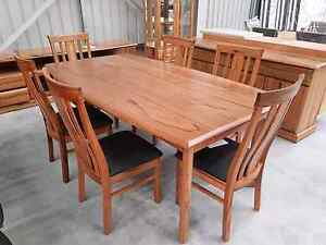 2100 FULL Marri dining table only Wangara Wanneroo Area Preview