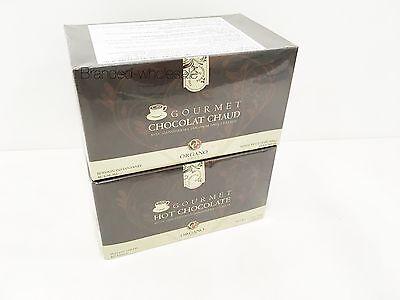 2 boxes Organo Gold Hot Chocolate with organic ganoderma lucidum express