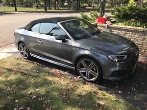 Lease takeover 2017 Audi A3 Cabriolet