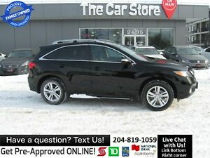 2015 Acura RDX HTD LEATHER seat SUNROOF BACK CAM