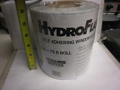 1 Benjamin Obdyke Hydroflash 6 X 75 - 1 Roll House Wrap Flashing Tape