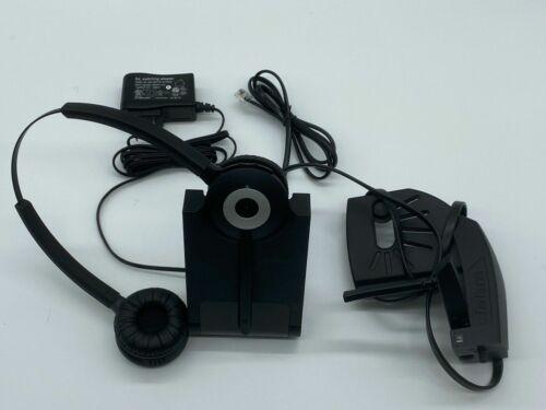Jabra Pro 920 Duo - Headset - Refurbished  (920-69-508-105)